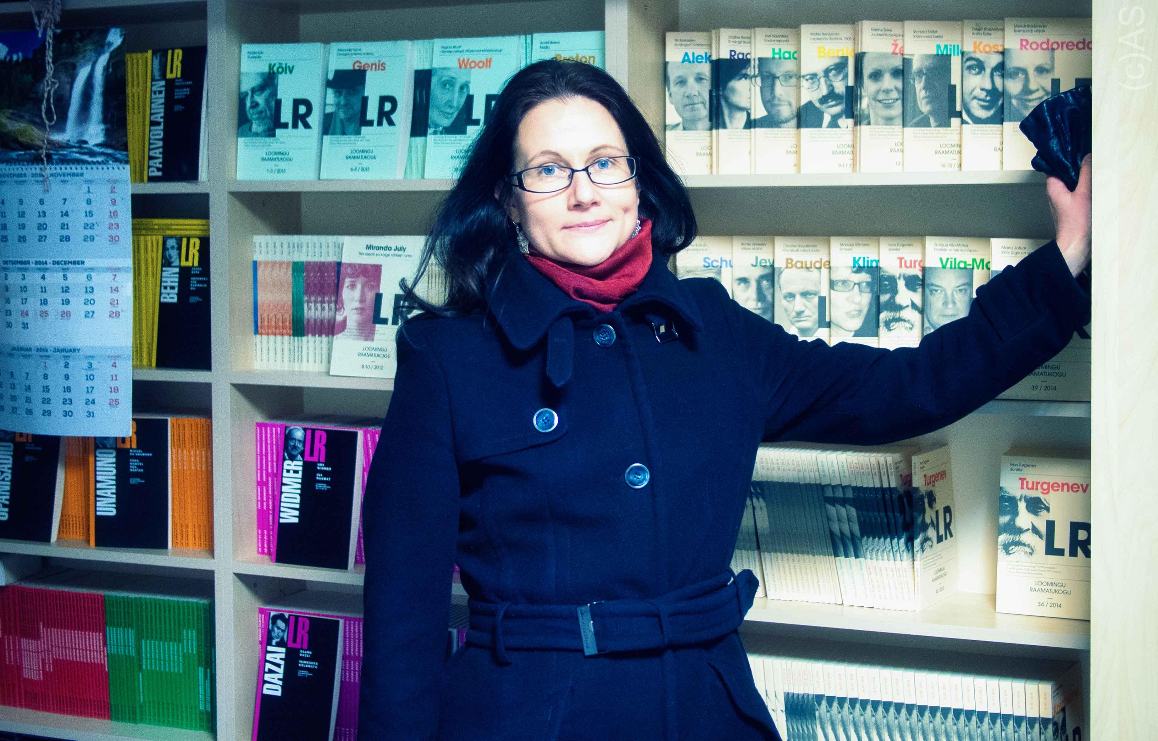 Ulkomaiset naiskirjailijat